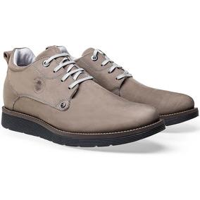 6cd51ba9c Sapatos Direto Da Fabrica Em Jau Masculino - Sapatos Cinza escuro no ...