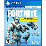 ¡¡ Fornite Deep Freeze Bundle Para Ps4 En Wholegames !!