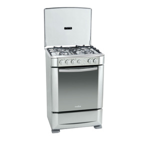 Cocina De Piso 60 Cm Inoxidable Mabe - Andes60ti2