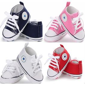Sapatinho All Star Converse Tênis Infantil Unissex Bebê- A01
