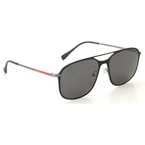 048beb589b2e3 Oculos Masculino Prado - Óculos De Sol Prada Com proteção UV no ...