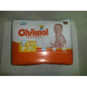 Bulto De 8 Paquetes D Panales Chikool Impotados Talla P