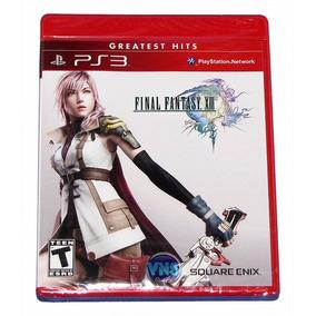 Final Fantasy Xiii - Americano - Lacrado!