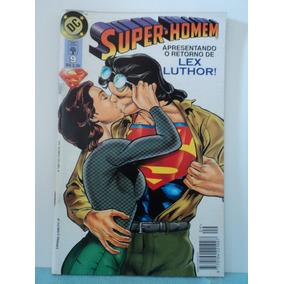 Hq-super-homem:dc Comics:n.9-lex Luthor