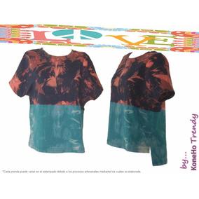 Camisetas Para Mujer Moda Alternativa - Ropa y Accesorios en Mercado ... f0122c0d1bb