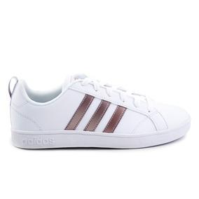 Tenis adidas Para Dama Aw3865 Blanco [add1200]