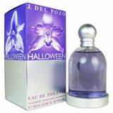 Perfume Jesús Del Pozo Halloween Mujer Edt 100ml -original