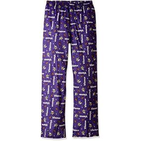 Nfl Dormir Pantalones, Púrpura