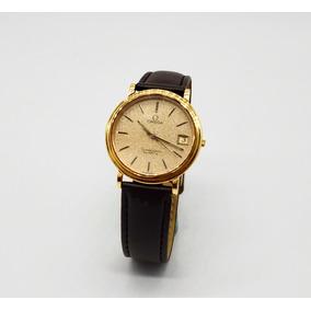 Reloj Omega Constellation Quartz Original Como Nuevo
