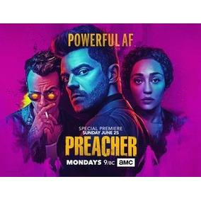 Preacher 1ª E 2ª Temporada Frete Gratis!!