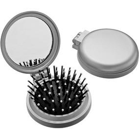 100 Espelhos C/ Escova Sem Personalização +1 Chaveiro Brinde