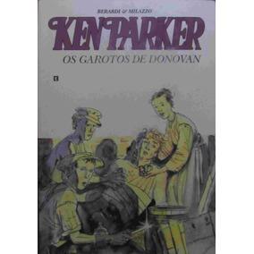 Ken Parker Cluq # 59 Os Garotos De Donovan - Último Número