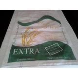 Sacos De Rafia Usados Kit Com 50 Sacos Com Capacidade 50kl