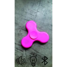 Spinner Con Luz Led, Parlante Y Bluetooth X Mayor