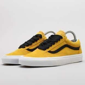 Tênis Vans Old Skool Amarelo (original) - 40 Br - 8.5usa