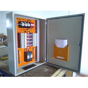 Quadros Elétricos Residencial Comercial E Industrial