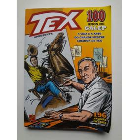 Gibi Tex Apresenta 100 Anos De Galep