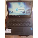 Notebook Hp Laptop 14 Bs0xx 8gb Ram 1tb Hd Windows 10 2019 !