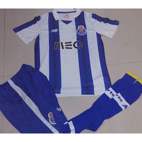 Uniformes Futbol Completos Porto en Iztapalapa en Mercado Libre México ac68015d57f0c