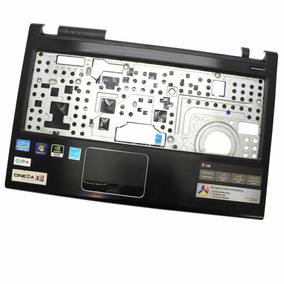 Carcaça Touchpad Notebook Lg A530 Usada (12006)