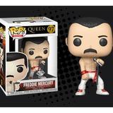 Funko Pop ! Queen #97 - Freddie Mercury (diamond Gliter)