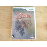 Zelda Twilight Princess Para Nintendo Wii