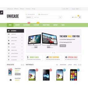 Tema Unicase Loja Virtual Wordpress , Woocommerce
