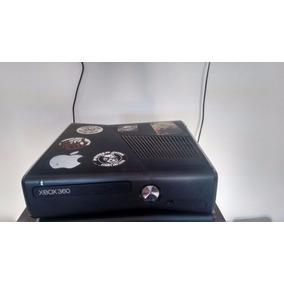 Xbox 360 Slim Desbloqueado + Kinect + 5 Jogos R$ 799 + Frete