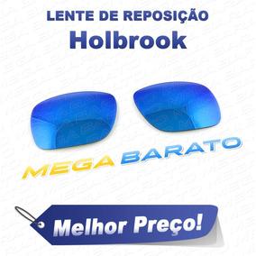 Oakley Holbrook Lentes Red Blue - Óculos De Sol Oakley Com lente ... 7ddc5b15b27d