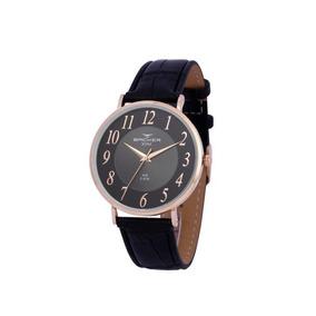 13e77081933 Relógio Backer Masculino Slim 10816112m Pr Original E Barato