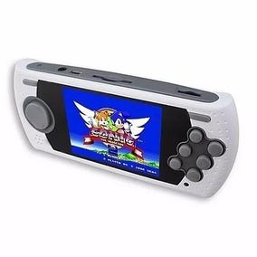 Sega Genesis Classic Game Portatil 80 Jogos Incluidos