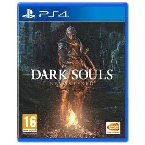 Jogo Dark Souls Remastered - Ps4 - Mídia Física