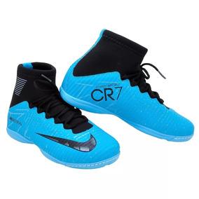 Bota Tigor 33 E Chuteira Nike Preta Lote - Chuteiras para Futsal no ... 85e7494233760
