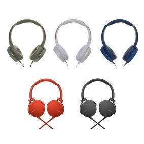 Audífonos Sony Con Extra Bass Mdrxb550ap
