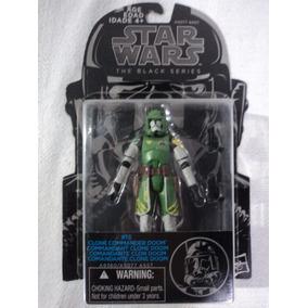 Star Wars Black Series Clone Commander Doom 3.3/4 2014 #1