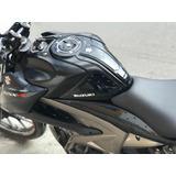 Protector Tanque + Pierneras Con Stomp Grip Suzuki Gsx-s
