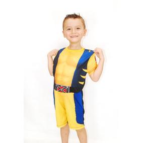 Heróis Macacão Festas Infantil