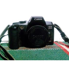Negociable Camara Reflex Canon Eos 5000 **solo Cuerpo**