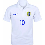 Camiseta Polo Treino Da Selecao Brasileira no Mercado Livre Brasil a16185db7eed2