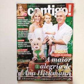 Usado - São Paulo · Revista Contigo Ana Hickmann Angélica Deborah Secco  N°2113 7ad14dd86d
