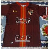 Camisa Do São Paulo Vermelho Escuro 2016