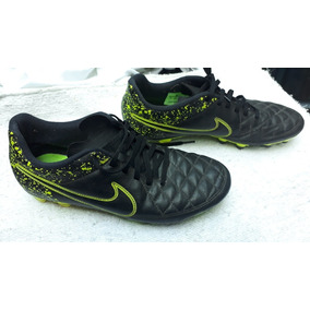 c1ee5c6bf9415 Botines Nike Tiempo Con Tapones - Botines Nike Césped natural