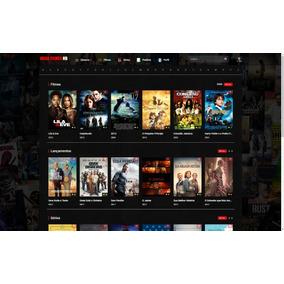 Site De Filmes E Séries Online Com 10 Mil Vídeos + Scripts
