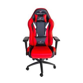 Silla Gamer Dragster Gt600 Rojo Negro Proglobal