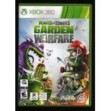 Plants Vs Zombies Garden Warfare Xbox 360* Play Magic