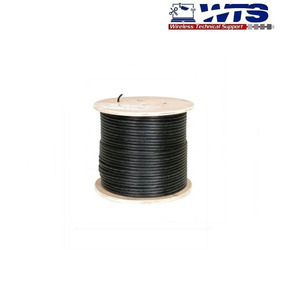 Cable Utp Intemperie Outdoor Cat 6e Bobina 305mts Wireplus