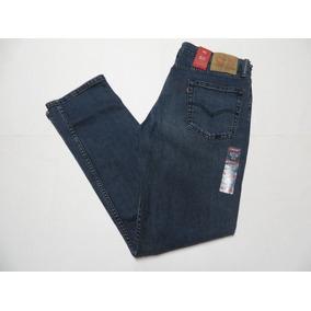 Levis Jeans Hombre Skinny 511 Slim Fit Stretch Blue