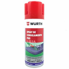 Congelante Aerosol Spray Eletrônica Esfria Rápido Wurth