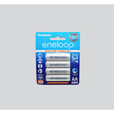 Pilas Aa Recargables Panasonic Eneloop 1.2 Volts 2000 Mah