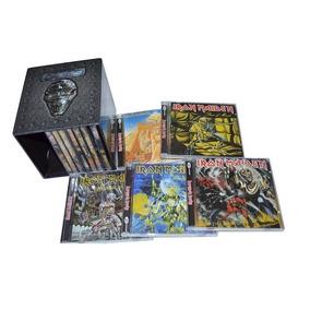 Box Iron Maiden 15 Cd